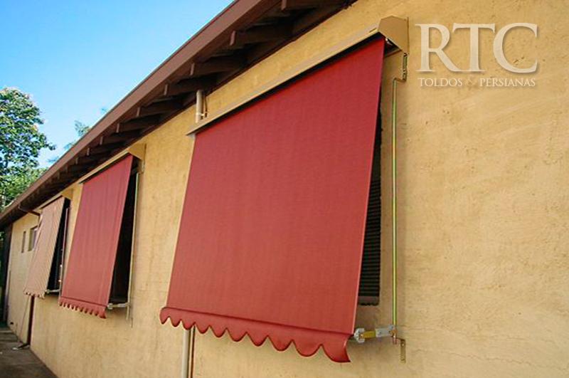 Toldo cortina enrol vel standard rtc toldos cortinas for Toldos mecanismos para toldos