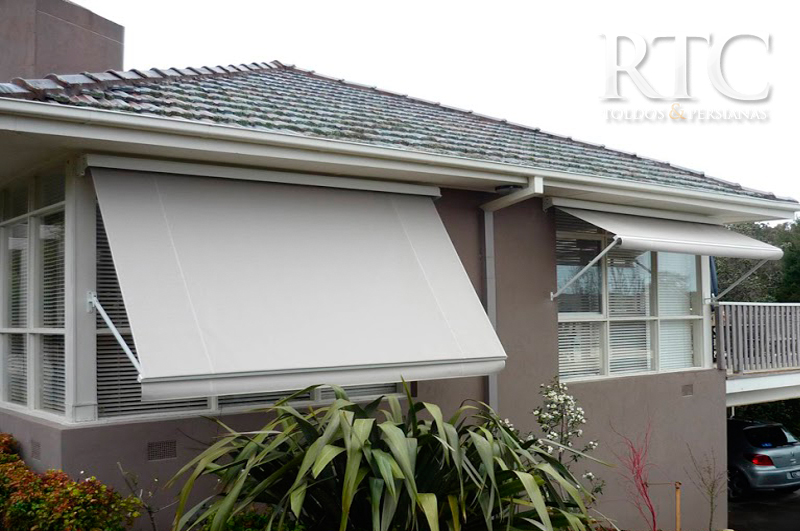 Toldo cortina enrol vel top line e sua versatilidade for Material para toldos correderos